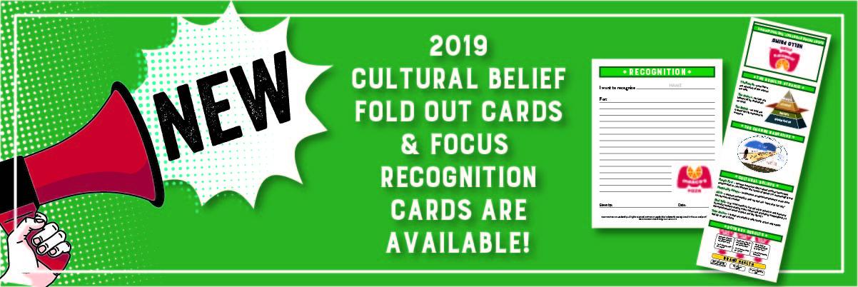 2019 Beliefs