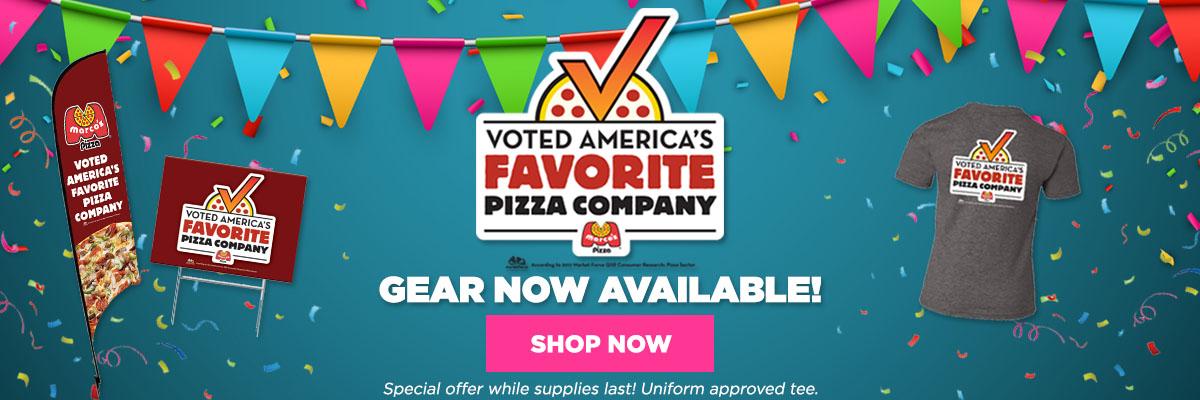 America's Favorite Pizza Company
